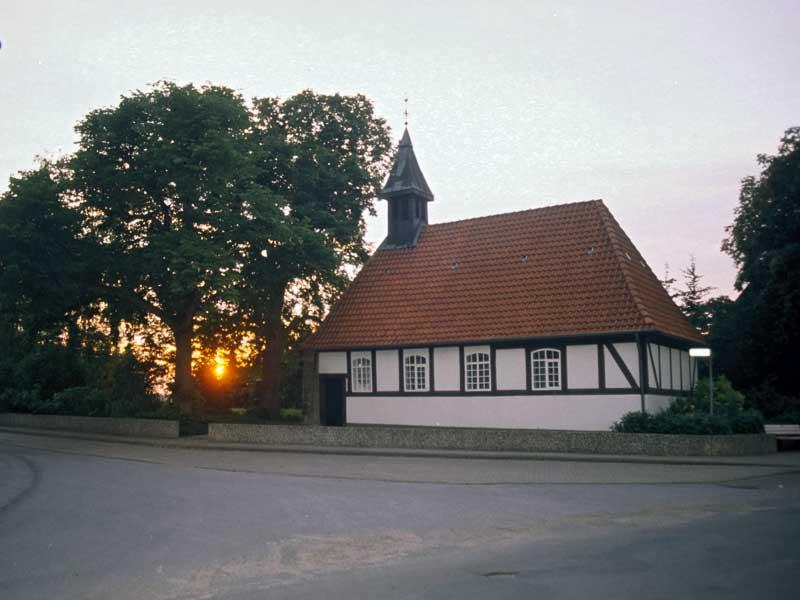 05. Kleine Ewigkeit: Oelerse, Kapelle