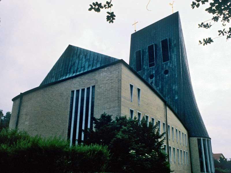 17. Ewigkeit in einer Nachkriegsstadt: Espelkamp, Kirche