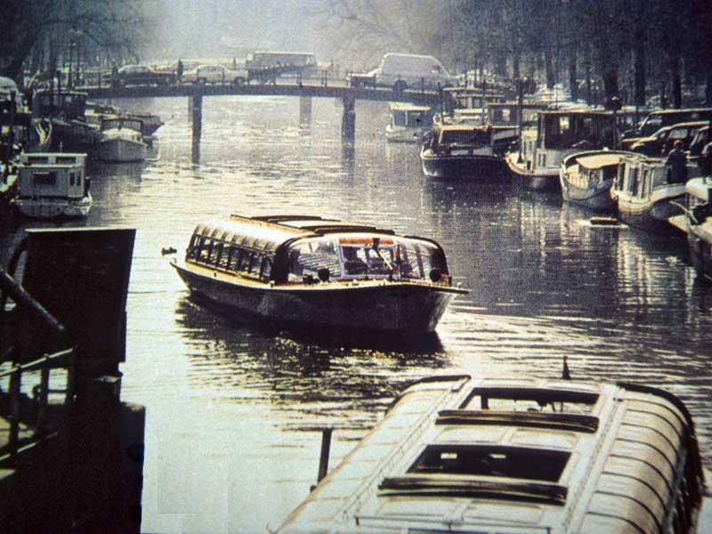 31. Vorstellung von Amsterdam: Grachten und Hafenrundfahrt